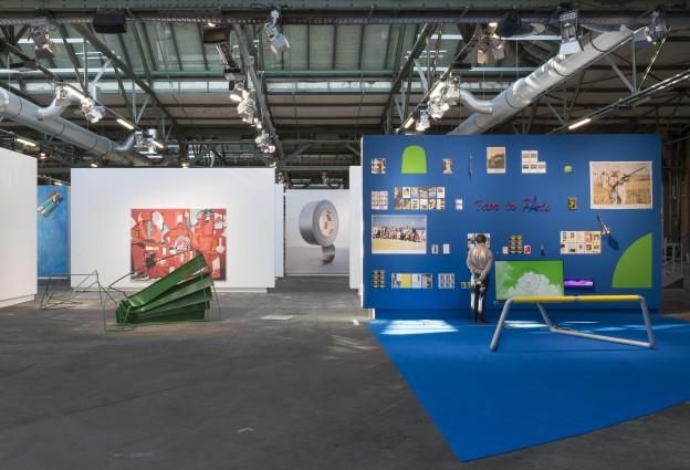 Installation view abc art berlin contemporary 2016