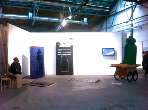 Musead Al-Hui - Athr Gallery 1