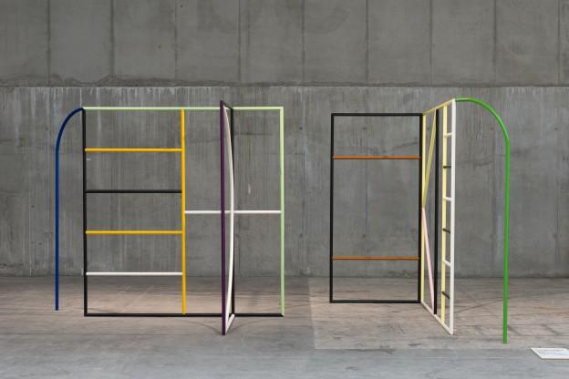 Installationview Eva Berendes © Stefan Korte